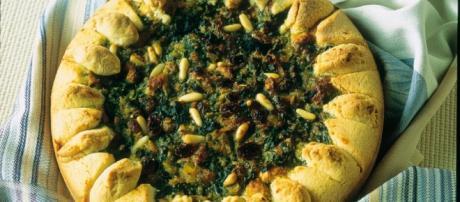 Torta d'erbi o torta co' becchi lucchese