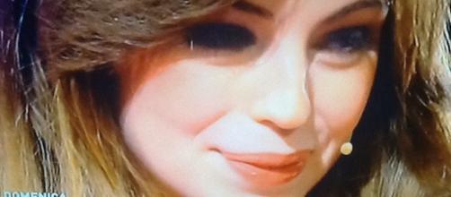 Alessia Cammarota alle terme con un ragazzo?