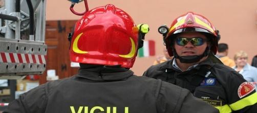 Concorso vigile del fuoco per 250 posti