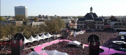 Dall'Olanda il via al Giro d'Italia, prima tappa: la crono di ... - lastampa.it