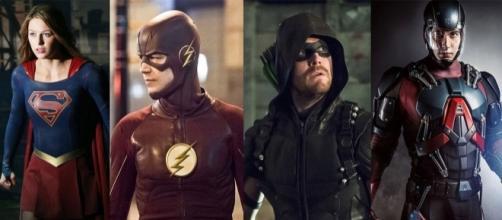 DC Superhero Crossover: Arrow, The Flash, DC's Legends of Tomorrow ... - tvovermind.com