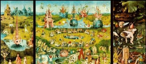 El jardín de las delicias, del pintor holandés Hieronymus Bosch ... - wordpress.com