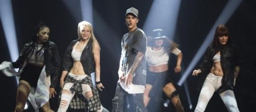 Justin Bieber arrasará en su próximo concierto en Madrid