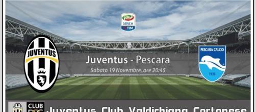 Juventus-Pescara - jcdvaldichianacortonese.it