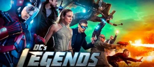 Legends of Tomorrow logo image via Flickr.com