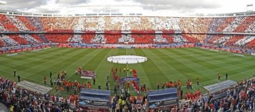 Llenazo para el último derbi liguero en el Calderón | Defensa Central - defensacentral.com