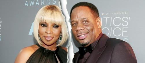 Mary J. Blige appears on 'Good Morning America' Photo: Blasting News Library - usmagazine.com