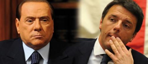 Renzi interviene su Berlusconi in merito alle diverse dichiarazioni da lui rilasciate