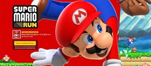 Super Mario Run, gioco di Nintendo
