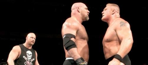WWE News: Goldberg Responds To Brock Lesnar Calling Him Out - inquisitr.com
