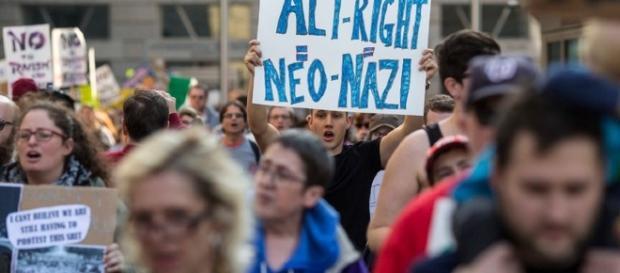 Alt-right movement | Al Drago | The New York Times