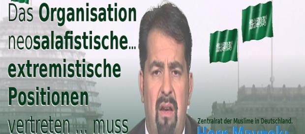 Der ZDK findet den Salafismus als Verbotgrund ungenügend