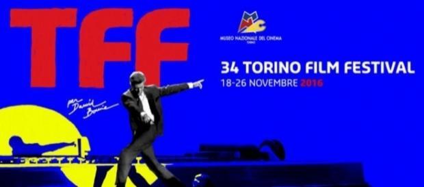 Il manifesto della 34esima edizione del TFF è un omaggio a Bowie