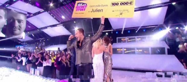 Julien : le gagnant de Secret Story 10