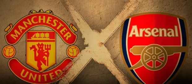 Manchester x Arsenal abrirá a trinca de clássicos exibidos pela ESPN