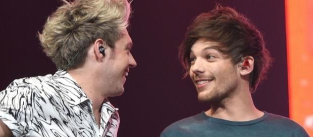 Niall Horan declarou seu amor a Louis Tomlinson