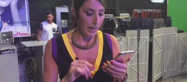 Paz Padilla soltó la bomba de una boda secreta en el programa.