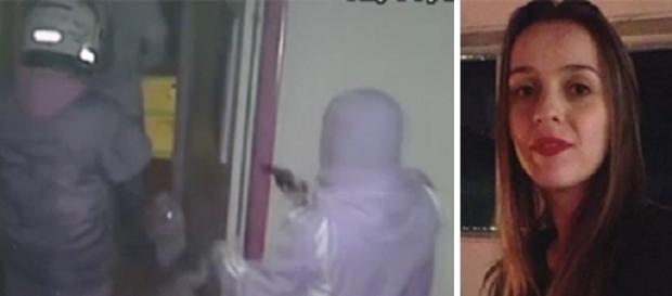 Suspeito tinha as chaves do condomínio