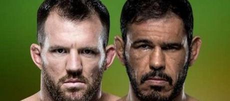 Ryan Bader e Rogério Minotouro fazem a luta principal do UFC em São Paulo.