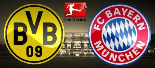 Borussia Dortmund x Bayen de Munique