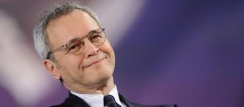 Enrico Mentana, direttore del Tg7