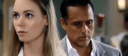 'General Hospital' spoilers say Nelle has Sonny in her sights (via YouTube Teresa Gonzalez)
