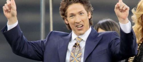 Joel Osteen of Lakewood Church does pretty well for himself! Photo: Blasting News Library - chron.com