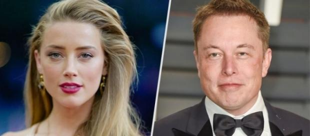 Amber Heard and Elon Musk Party at the Same London Club Just Weeks ... - yahoo.com