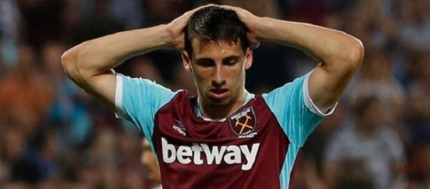 Atacante ainda não balançou as redes pelo clube inglês