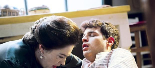 Bosco e Berta, una nuova tragedia nella soap a causa di Francisca.