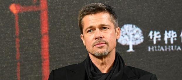 Brad Pitt está com 10 Kg a menos após fim do casamento