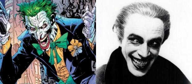 Conrad Vedi nei panni del Joker
