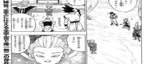 'Dragon Ball Super': Manga 18! New amazing revelations filtered. Wikipedia Photos.