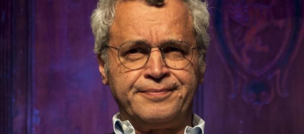 Enrico Mentana ospite di Maurizio Costanzo