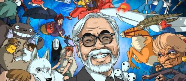 Hayao Miyazaki | ENTROPY - entropymag.org