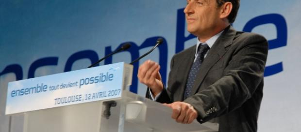 Nicolas Sarkozy - 2010 - opinion - CC BY