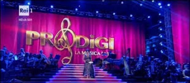 Prodigi - La musica è vita con Vanessa Incontrada su Rai 1