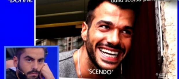Uomini e Donne, la scelta di Claudio Sona