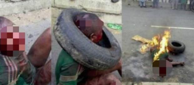 Vídeo exibe garoto sendo torturado
