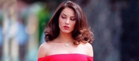 Bárbara Mori, la star de la telenovela Rubi, est déjà grand-mère!