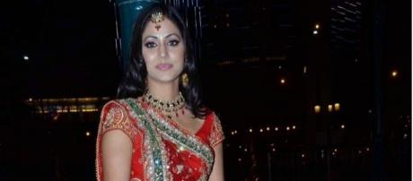 Hina Khan breaks down (Image source: Wikimedia Commons)