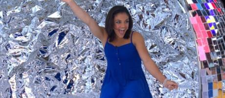 """Laurie Hernandez is predicted to win """"Dancing with the Stars"""" - Photo: Blasting News Library - abcnews.com"""