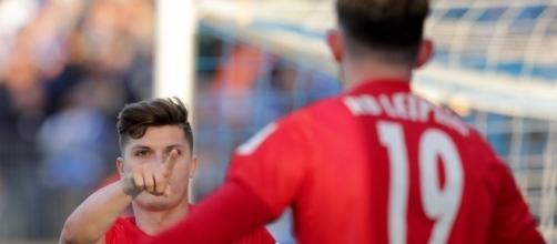 Bundesliga: RB Leipzig win yet again beating Darmstadt 2-0 to stay ... - thesun.co.uk