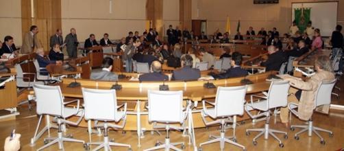 Immagine del Consiglio comunale di Siracusa