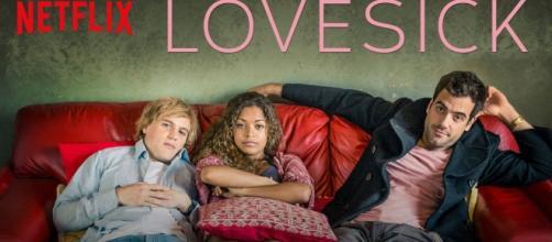 Lovesick, nueva serie de Netflix