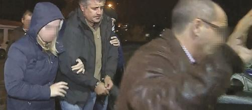 Pedro Dias entrega-se debaixo dos holofotes da RTP e na companhia de 3 advogados.