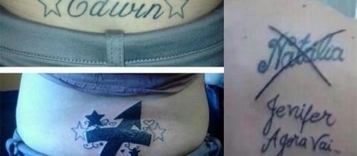 Pense bem antes de fazer qualquer tipo de tatuagem em seu corpo