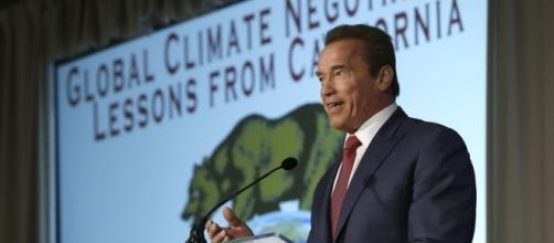 Schwarzenegger reveals portrait by Austrian artist ... - sandiegouniontribune.com