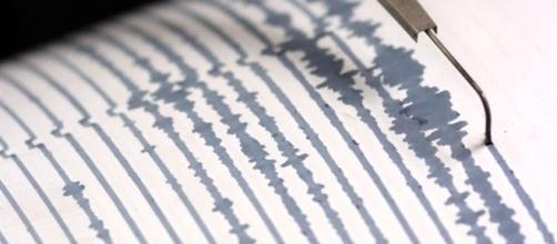Scossa di terremoto in Irpinia di magnitudo 3.1