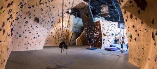 The Epic Climbing Gym at Estes Park Mountain - estesparkmountainshop.com